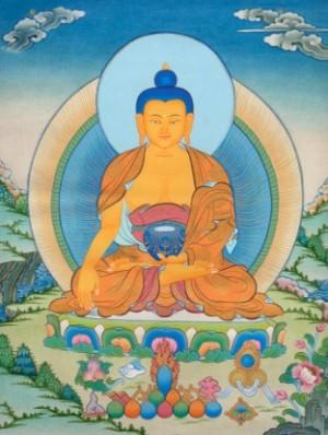 Bouddha-Shakyamuni